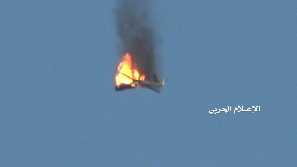 Йеменские хуситы сбили ударный беспилотный летательный аппарат Wing Loong I саудовской коалиции