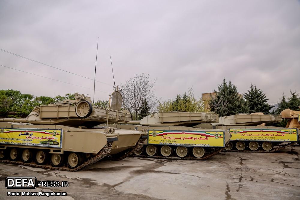 Очередные разработки иранского военно-промышленного комплекса