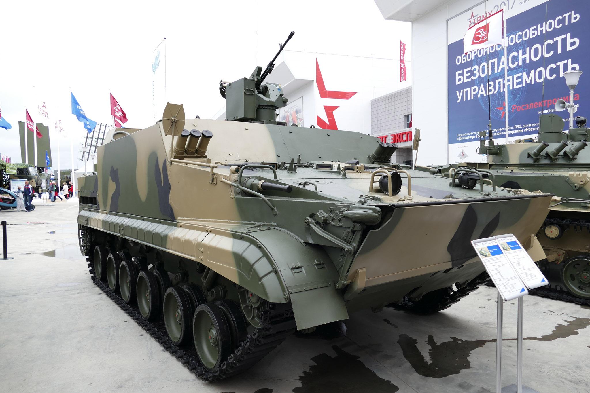 Подписан контракт на закупку Индонезией еще 22 БМП-3Ф и 21 бронетранспортера БТ-3Ф Индонезии, пехоты, БМП3Ф, морской, обороны, бронетранспортера, машин, гусеничного, Рособоронэкспорт, стороны, закупку, индонезийской, министерство, делегации, Бамбанг, контракту, специально, третьей, Армия2017, закупке