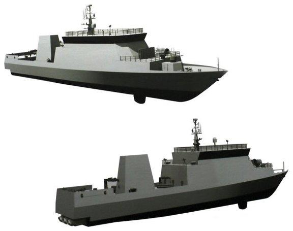Новые малые противолодочные корабли для индийского флота direct