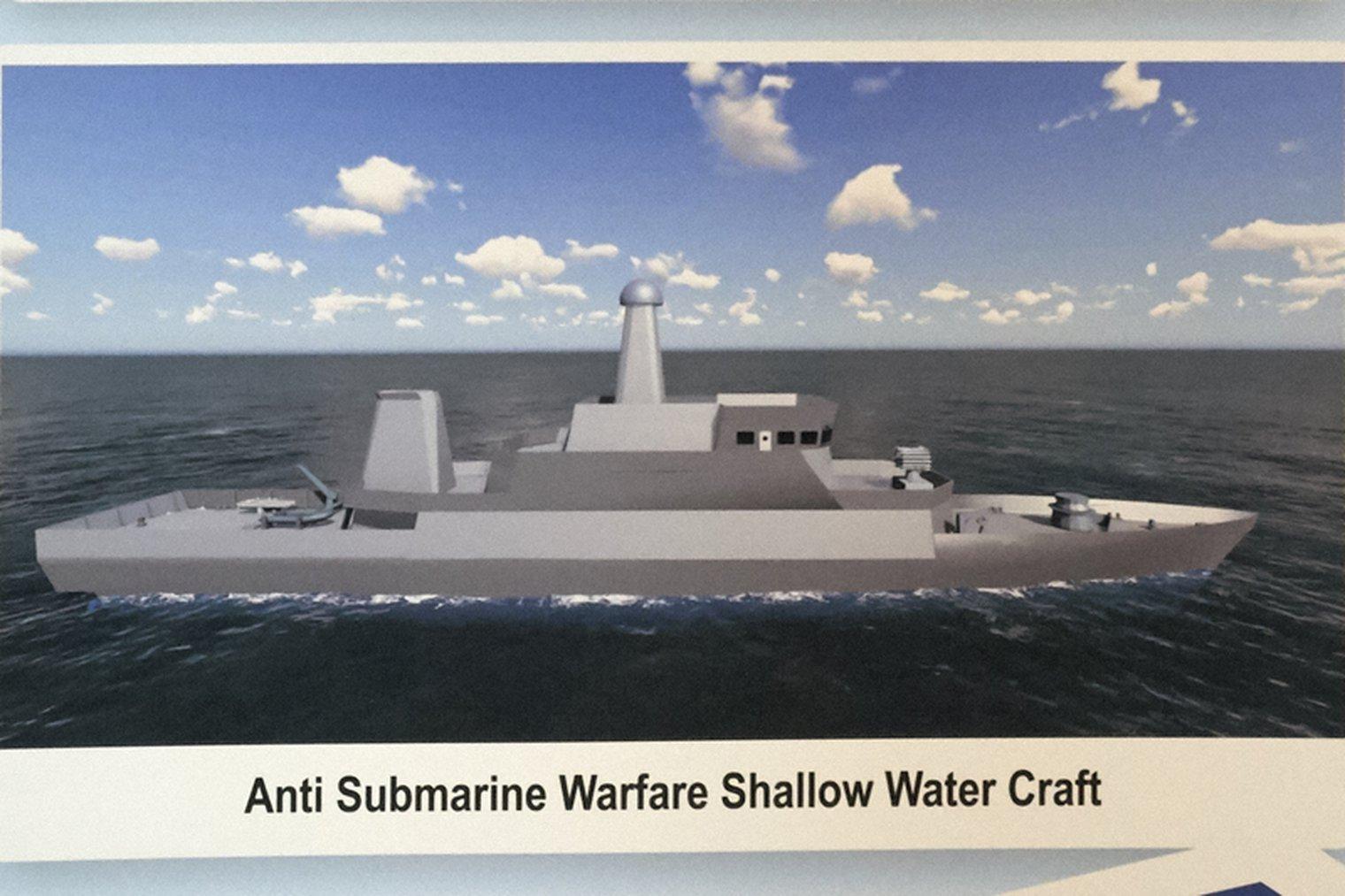 Новые малые противолодочные корабли для индийского флота a2a86bf47e778d9787571ac7aaf9393f