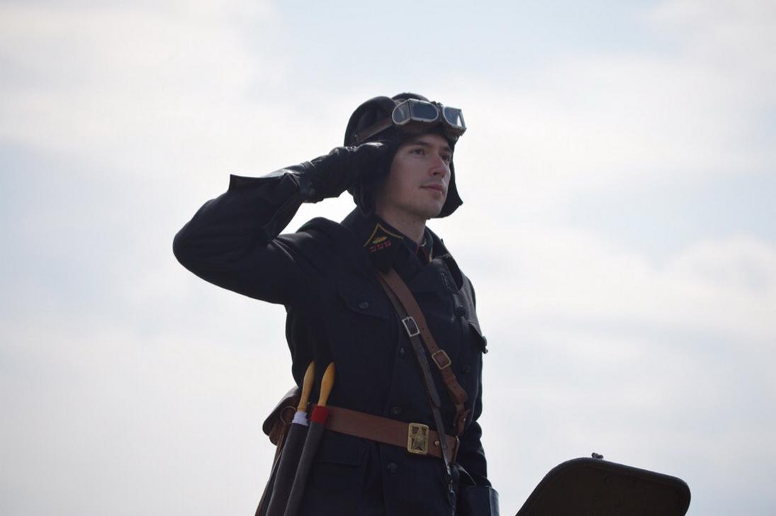 Легендарный парад Победы в Верхней Пышме