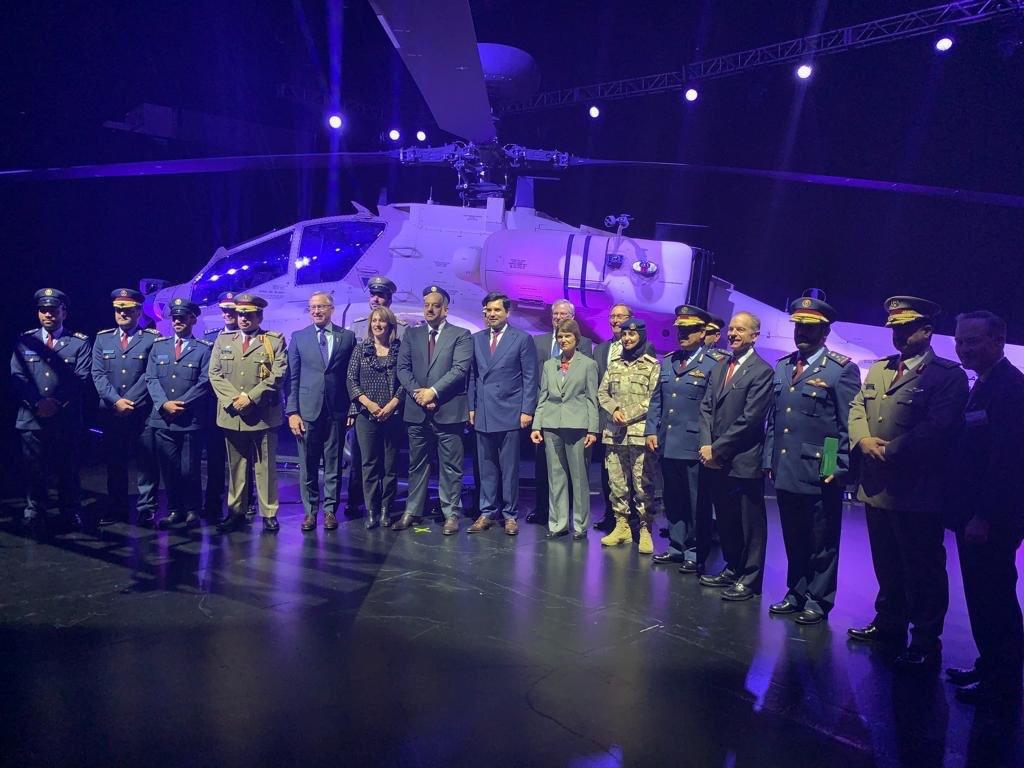 Катар хочет приобрести еще 24 боевых вертолета АН-64Е Apache