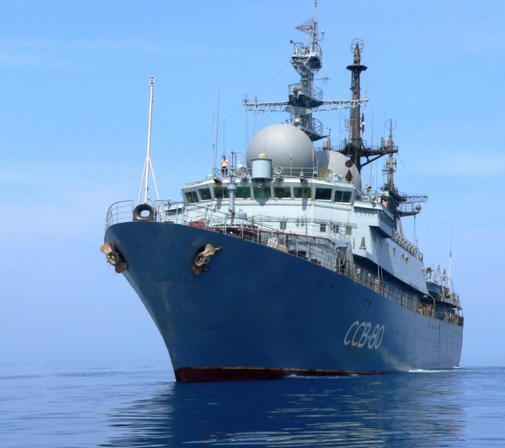 Разведывательные корабли ВМФ России