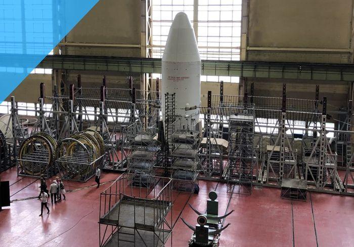 """На Украине прошли испытания узлов ракеты """"Циклон-4"""""""