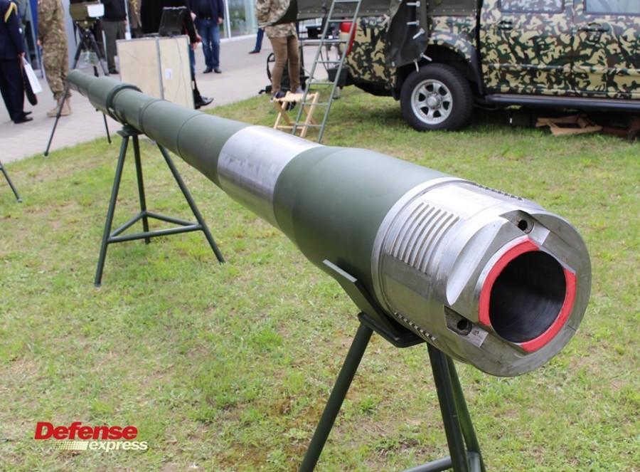 Старокраматорский машиностроительный завод на Украине представил линейку артстволов от 125 до 155 мм