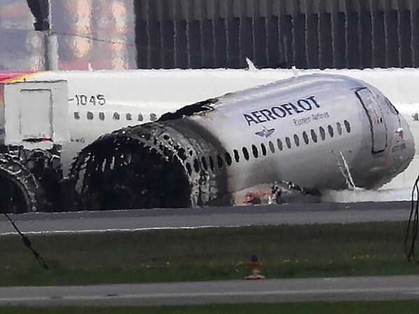 Проблемы с подготовкой летного состава самолетов SSJ100 в «Аэрофлоте»