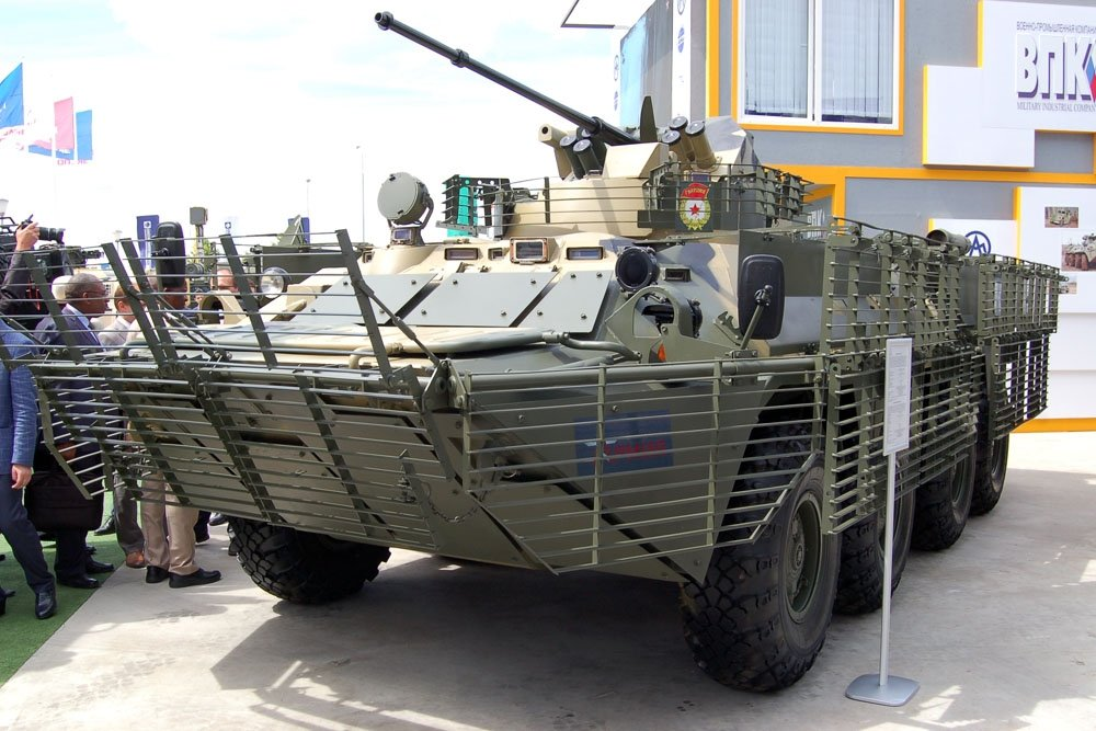 BTR-80/82A and variants: News - Page 10 7035220_original