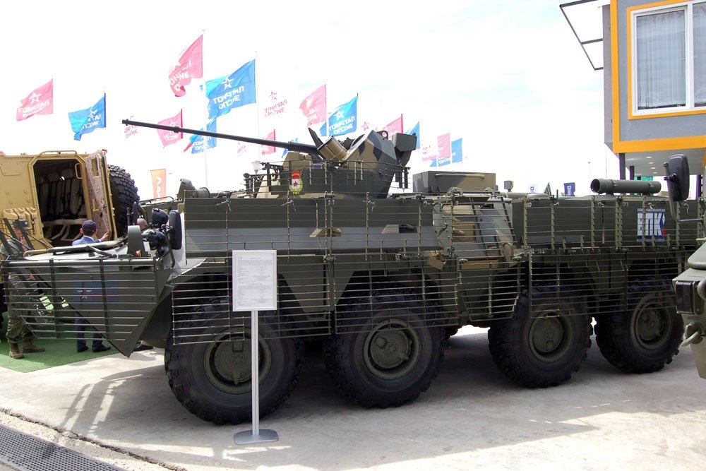 BTR-80/82A and variants: News - Page 10 7035792_original