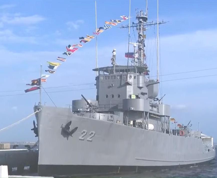 Покинул строй один из старейших боевых кораблей в мире