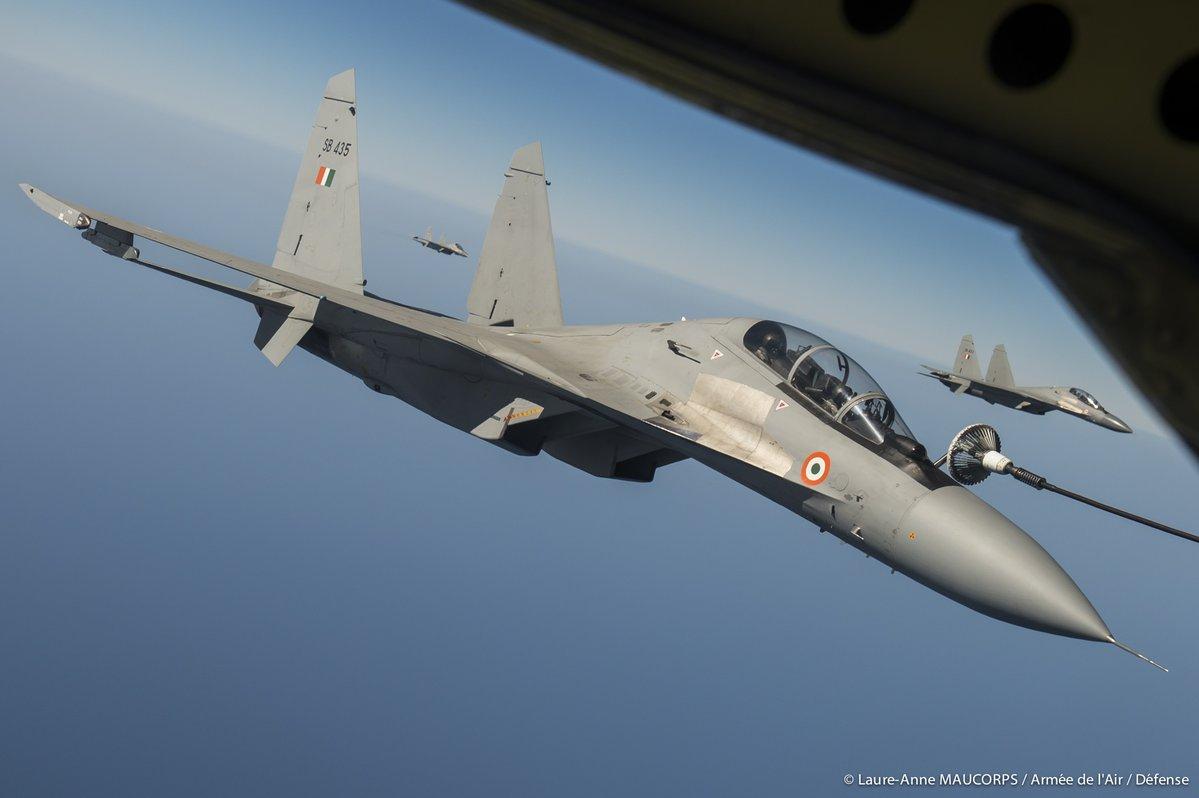 Индия приобретет еще 18 истребителей Су-30МКИ