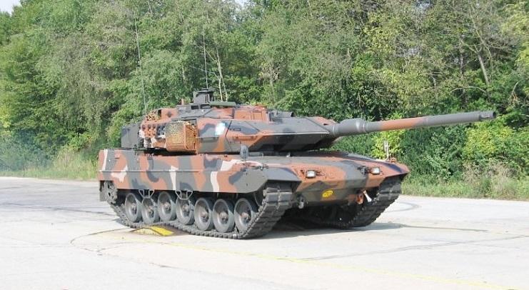 Совместная европейская программа по танкам Leopard 2A7 для Испании, Греции, Кипра и Румынии
