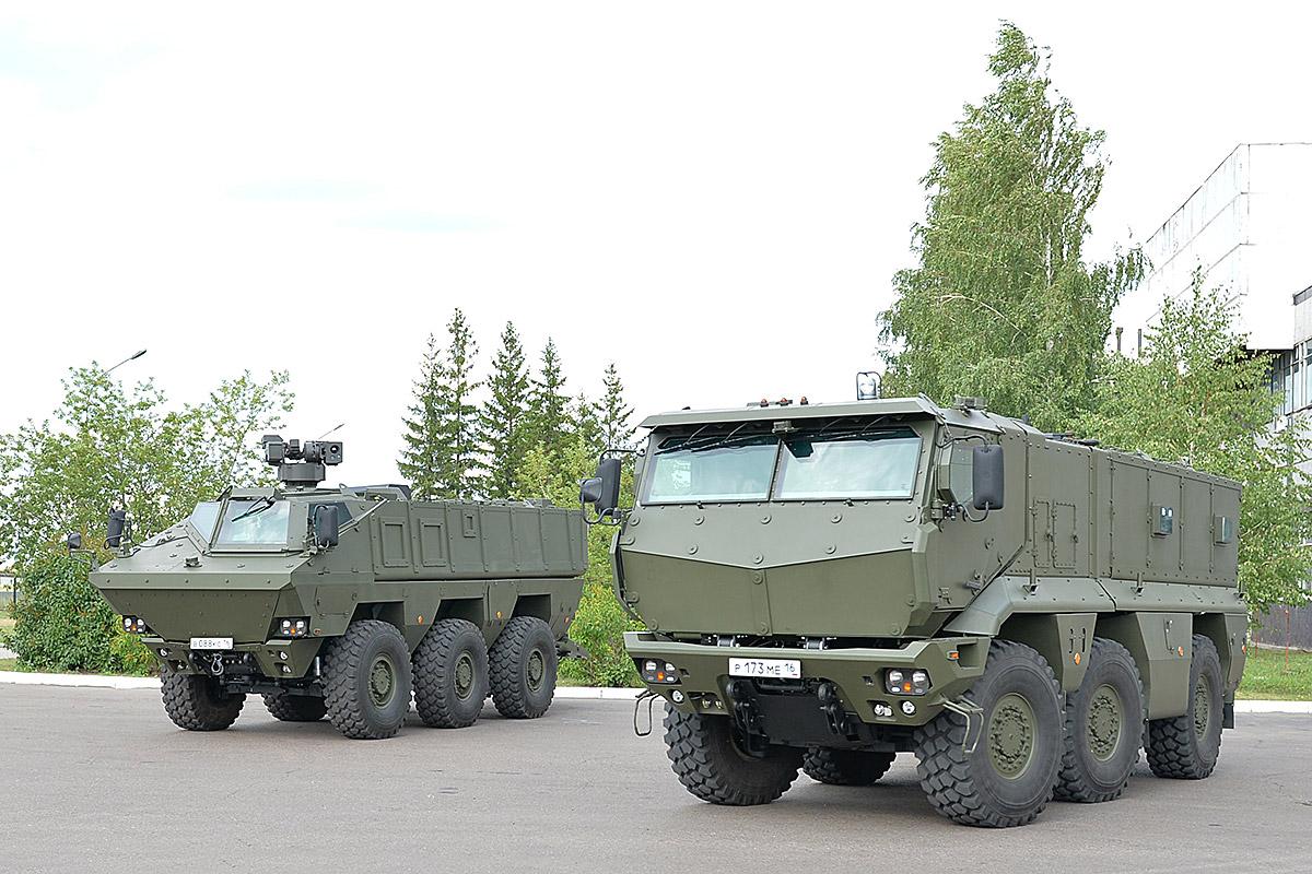 6x6 armored car concept - photo #16