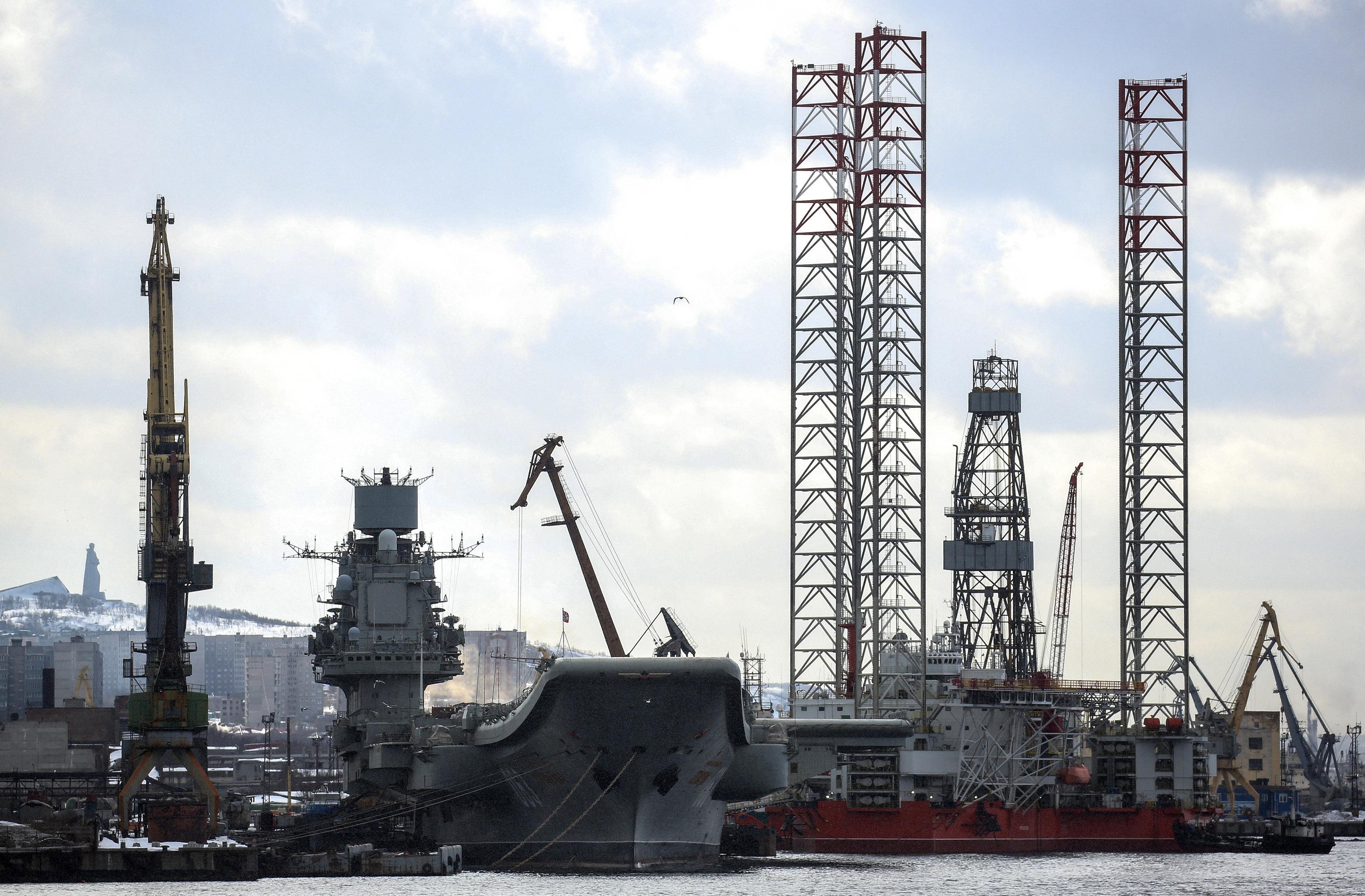 Заключен контракт на реконструкцию сухих доков на 35-м судоремонтном заводе в Мурманске
