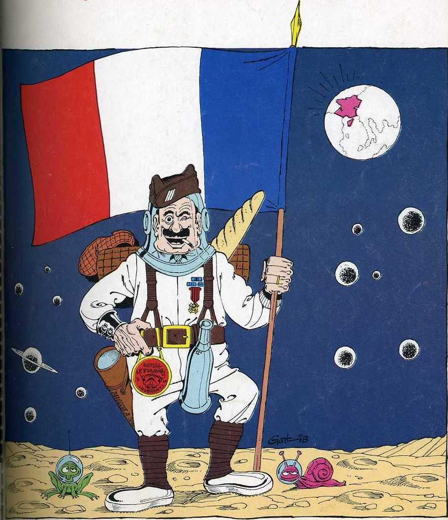 Франция создает космическое командование
