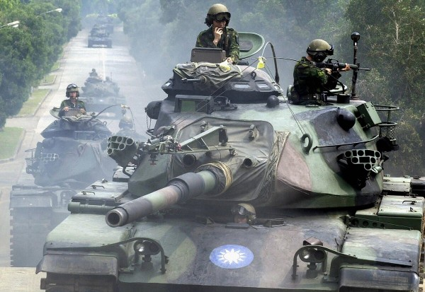 Китай может наложить санкции на американские компании, поставляющие оружие Тайваню