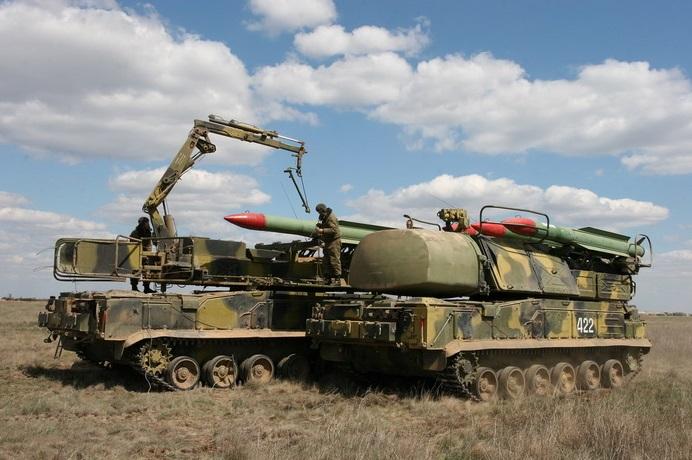 2-я гвардейская общевойсковая армия осваивает новые образцы техники и вооружения