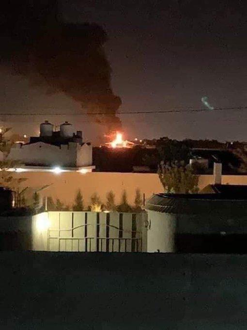Продолжается истребление украинских Ил-76 в Ливии