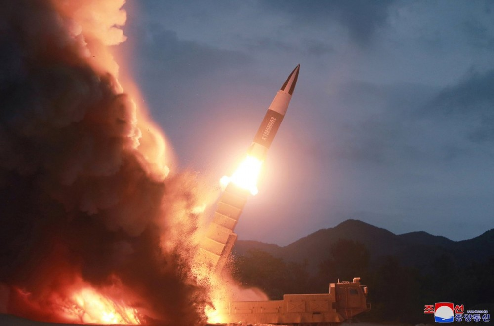 Северокорейский аналог американского ракетного комплекса ATACMS