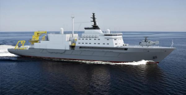Откладывание строительства спасательных судов проекта 21300