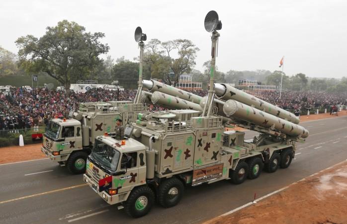 ВМС Индии закупают береговые противокорабельные ракетные комплексы с ракетами BrahMos