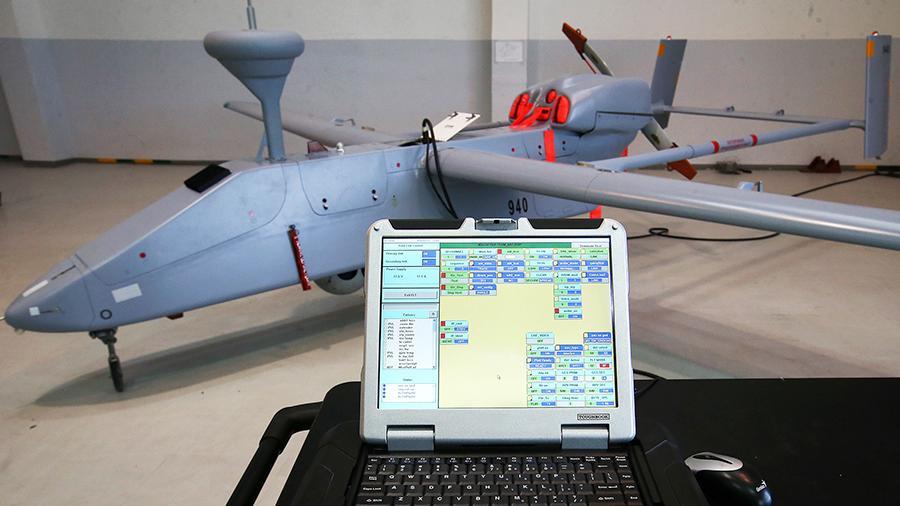Беспилотные летательные аппараты «Форпост» развернуты в Крыму
