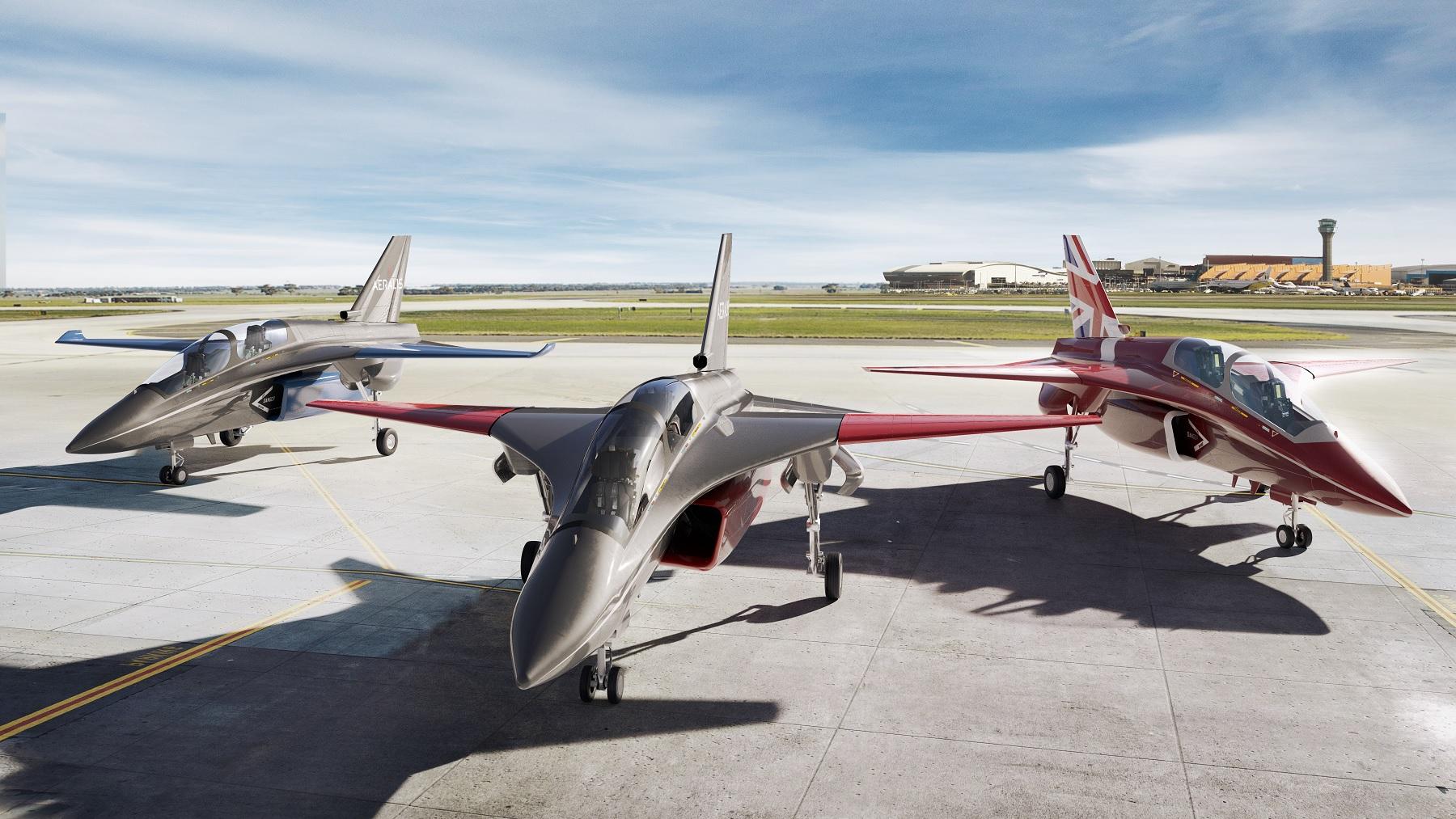 Компания Atkins примет участие в программе создания учебно-тренировочных самолетов Aeralis