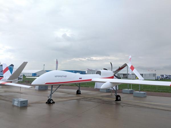 Большой беспилотный летательный аппарат