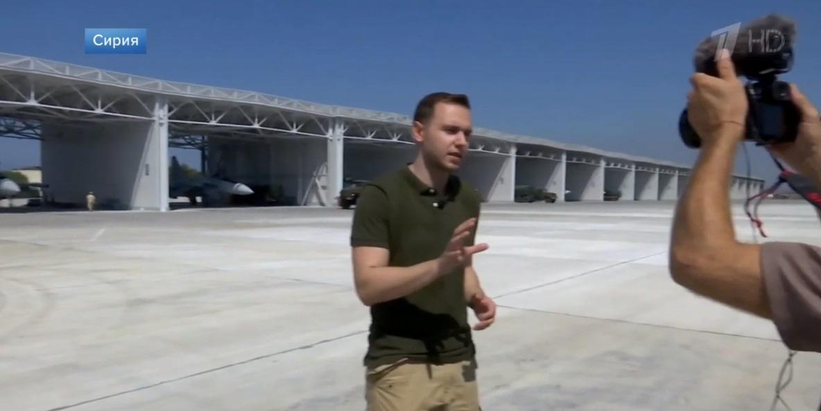 اخر عمليات البناء في قاعدة حميميم الجويه الروسيه في سوريا  7177345_original