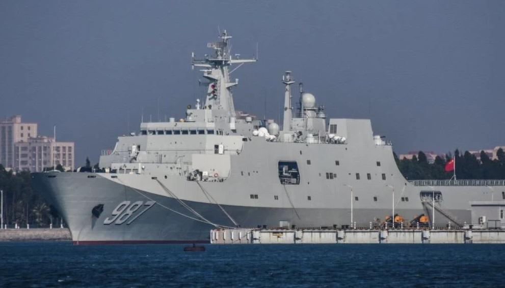 Таиланд подписал контракт на постройку в Китае десантного вертолетного корабля-дока проекта 071Е проекта, Shipbuilding, вертолетного, постройку, около, состав, кораблядока, Corporation, State, China, корпорацией, судостроительной, государственной, китайской, HudongZhonghua, десантных, Shipyard, четыре, катера, транспортных