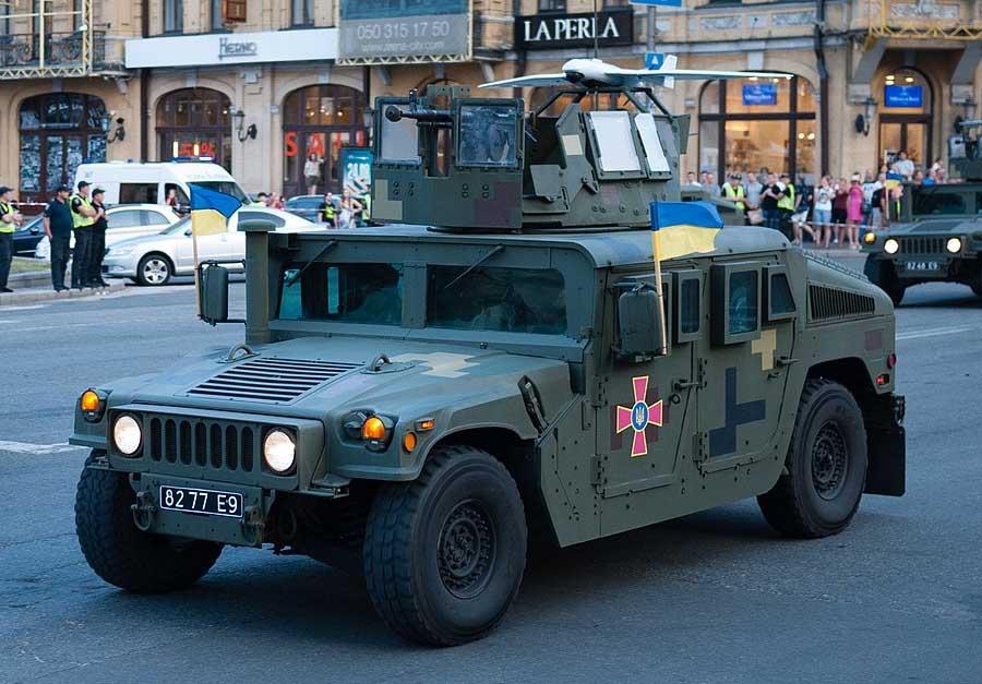 Украинские силовые ведомства получили около 300 БЛА производства компании «Атлон Авиа»
