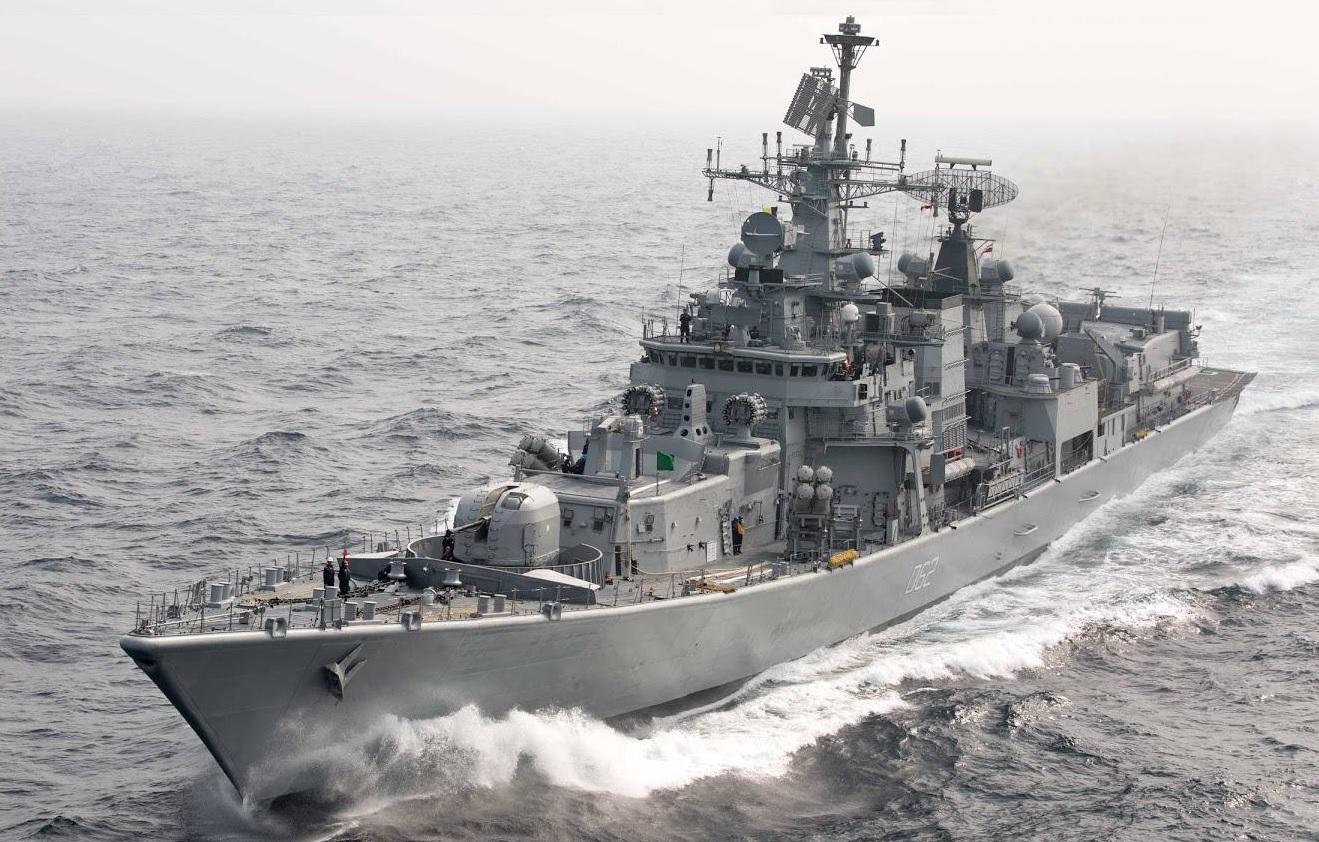 Контракт на модернизацию индийских эскадренных миноносцев проекта 15