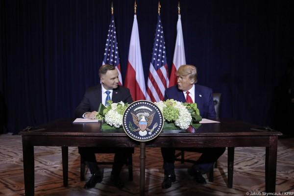 Новые американские военные базы в Польше