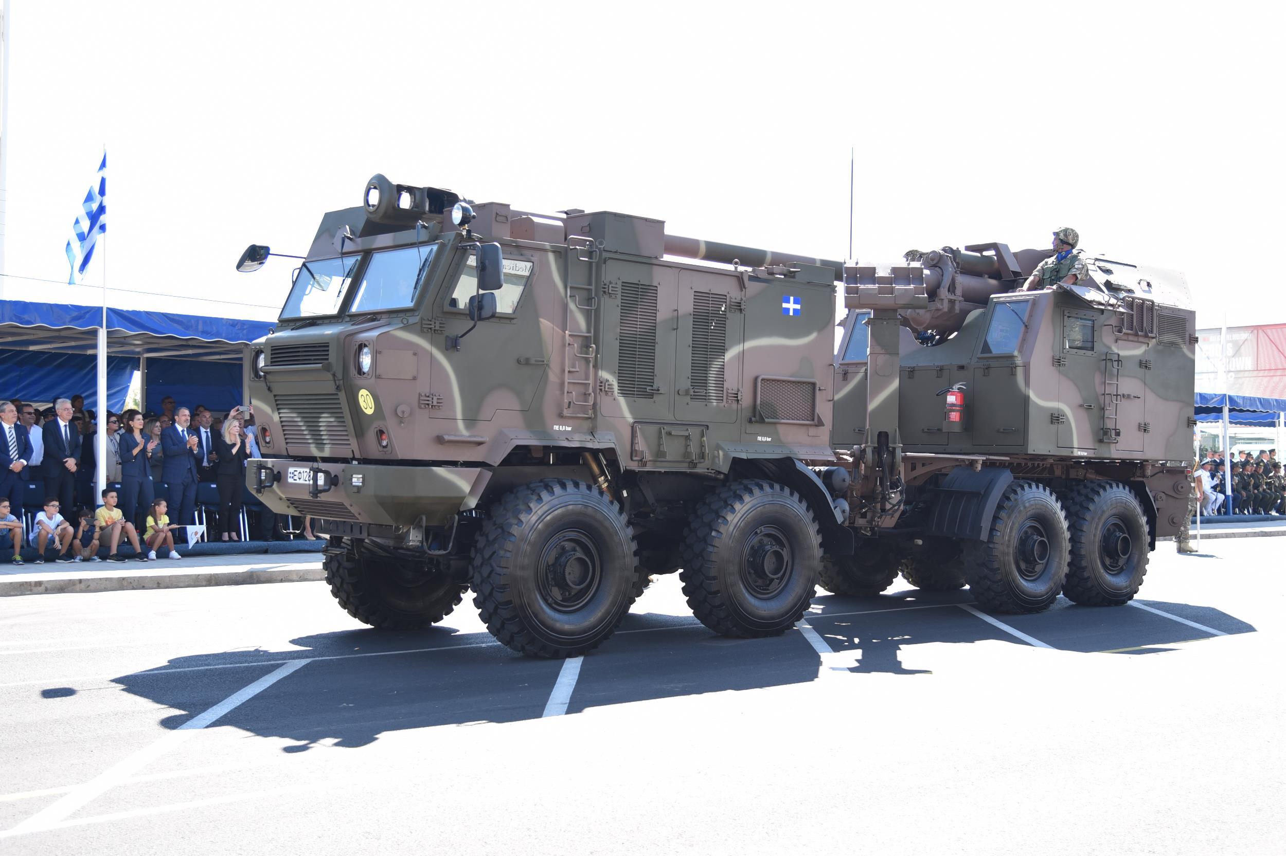 Кипр получил новое вооружение сербского производства