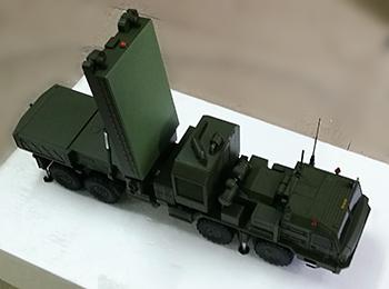 Радиолокационный комплекс разведки огневых позиций артиллерии «Ястреб АВ» f5a277e7b5ec47ac0547e392b9e75408