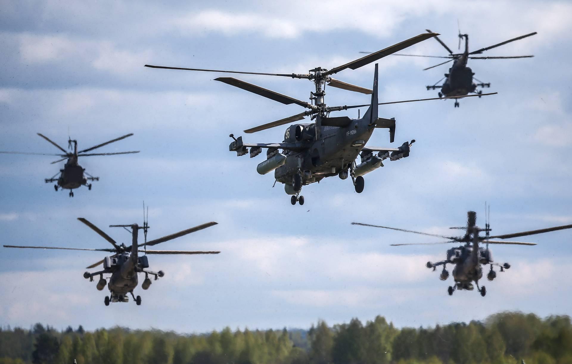 КБ Миля и Камова объединят в Национальный центр вертолетостроения