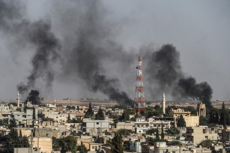 Реакция стран-членов ЕС на военную операцию Турции в Сирии