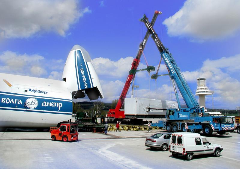 Компания «Волга-Днепр» испытывает финансовые трудности