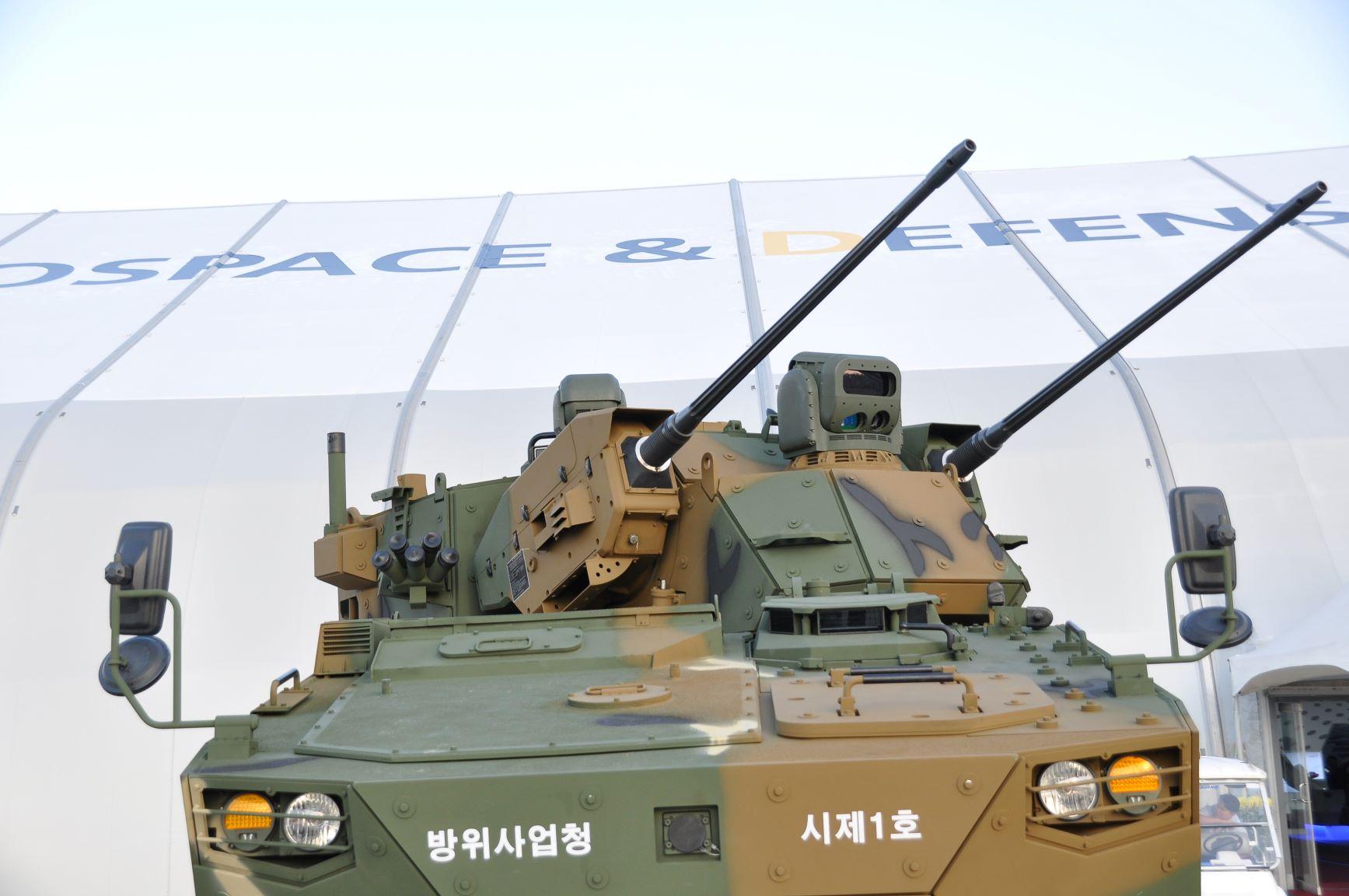 Выставка ADEX-2019 : экспозиция систем ПВО