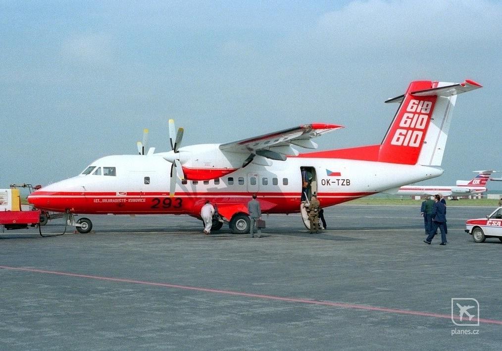 Попытки реинкарнации в России чешского самолета L-610