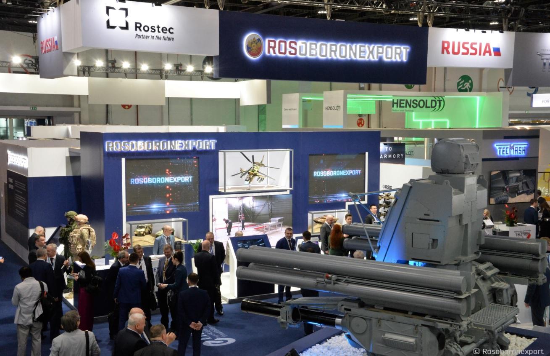 """""""Рособоронэкспорт"""" - 19 лет на мировом рынке вооружений"""