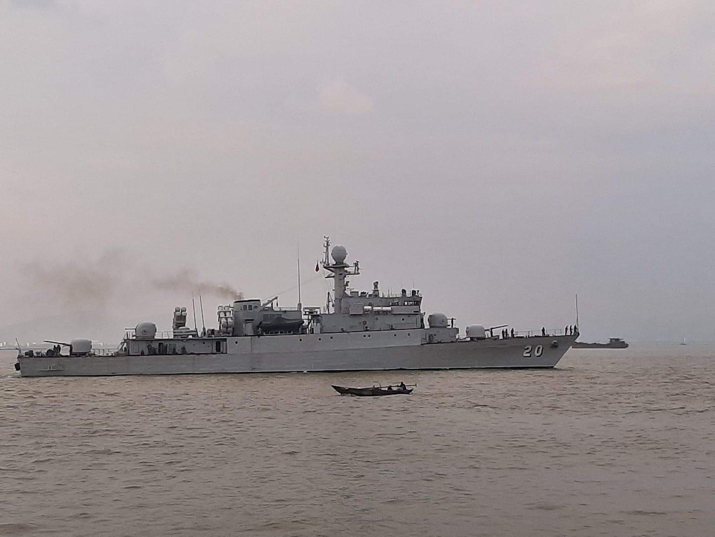 """Противокорабельные ракеты """"Уран-Э"""" (KCT 15) на корвете южнокорейской постройки ВМС Вьетнама"""