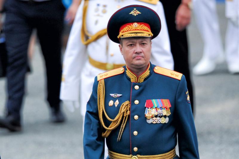 Минобороны сменило командующего российской группировкой в Сирии