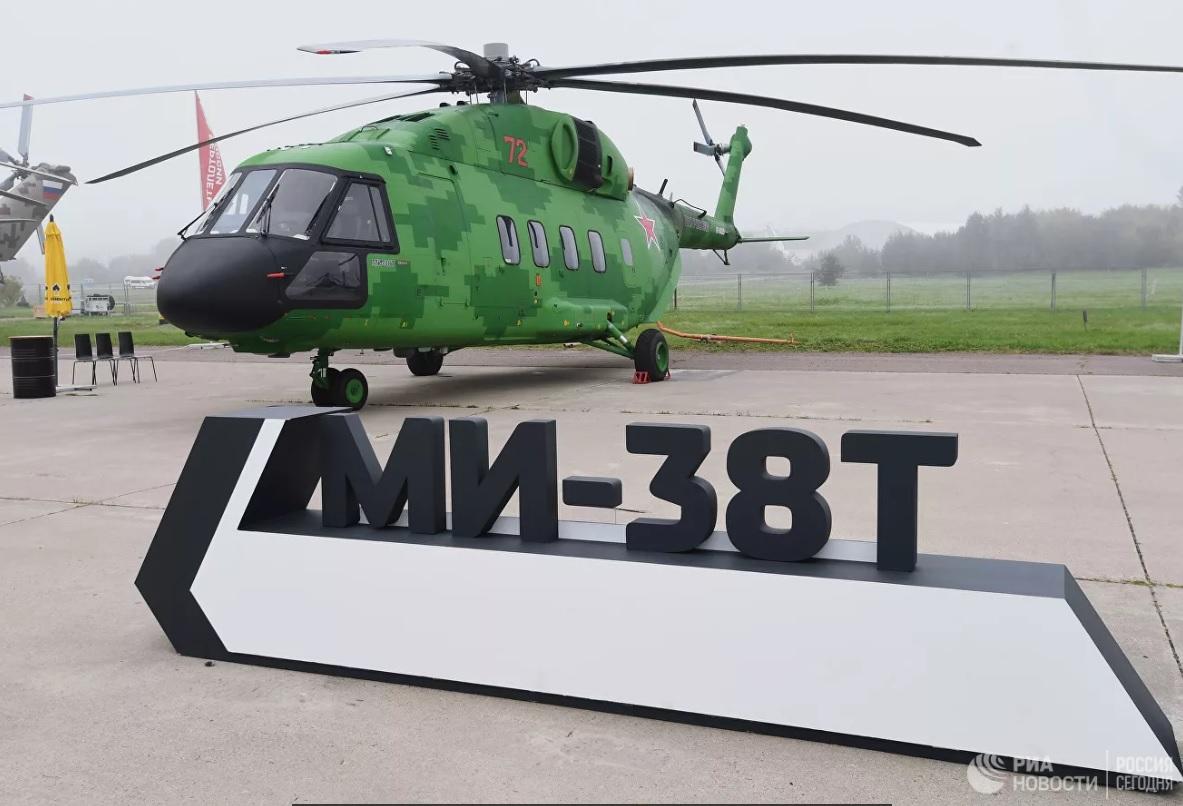 Mi-8/17, Μi-38, Mi-26: News - Page 12 7573615_original