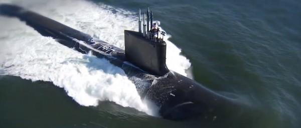 ВМС США заказали девять атомных многоцелевых подводных лодок типа Virginia Block V