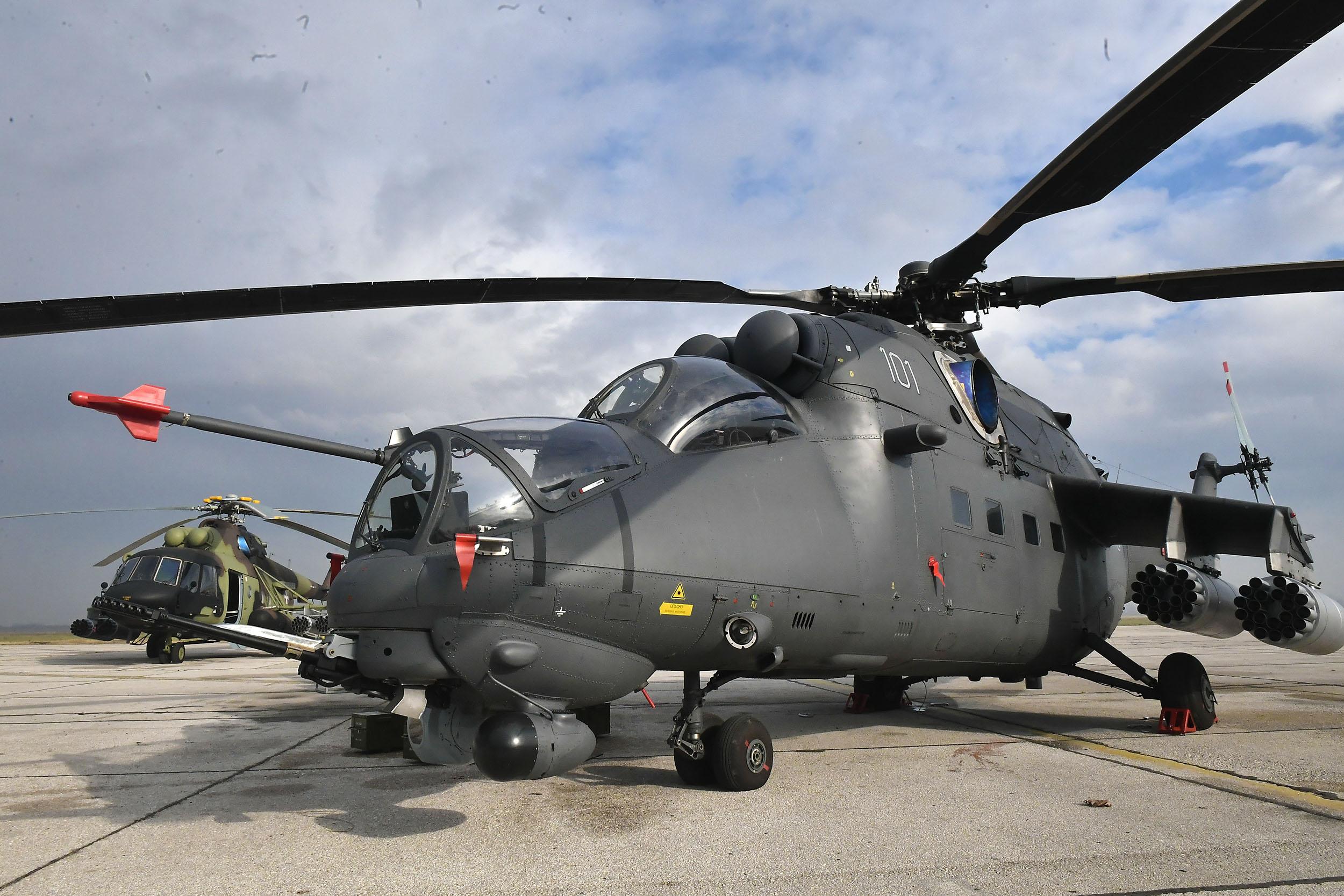Сербия получила из России четыре боевых вертолета Ми-35М jov_5917_1575721119