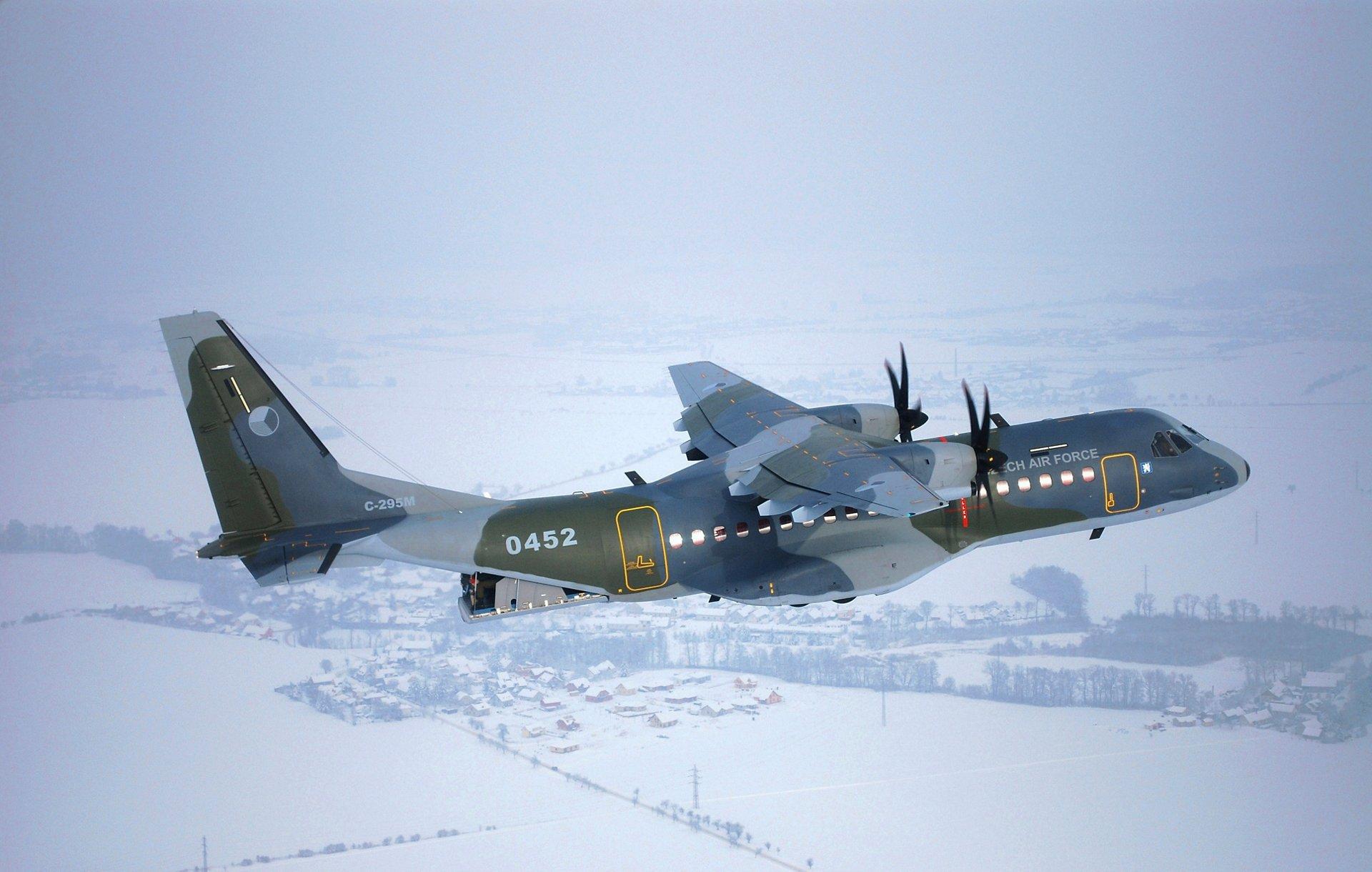 C295-Czech-Air-Force