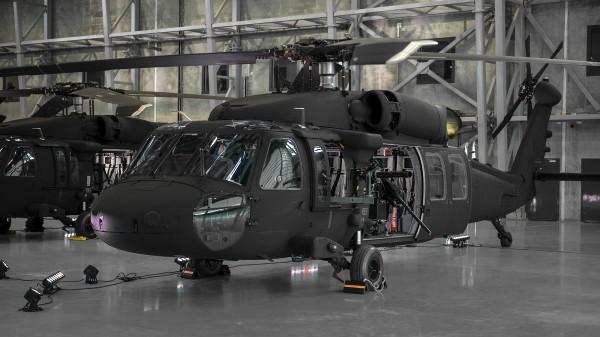 ВВС Польши получили первые четыре вертолета Black Hawk