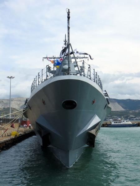 Фотообзор патрульного корабля