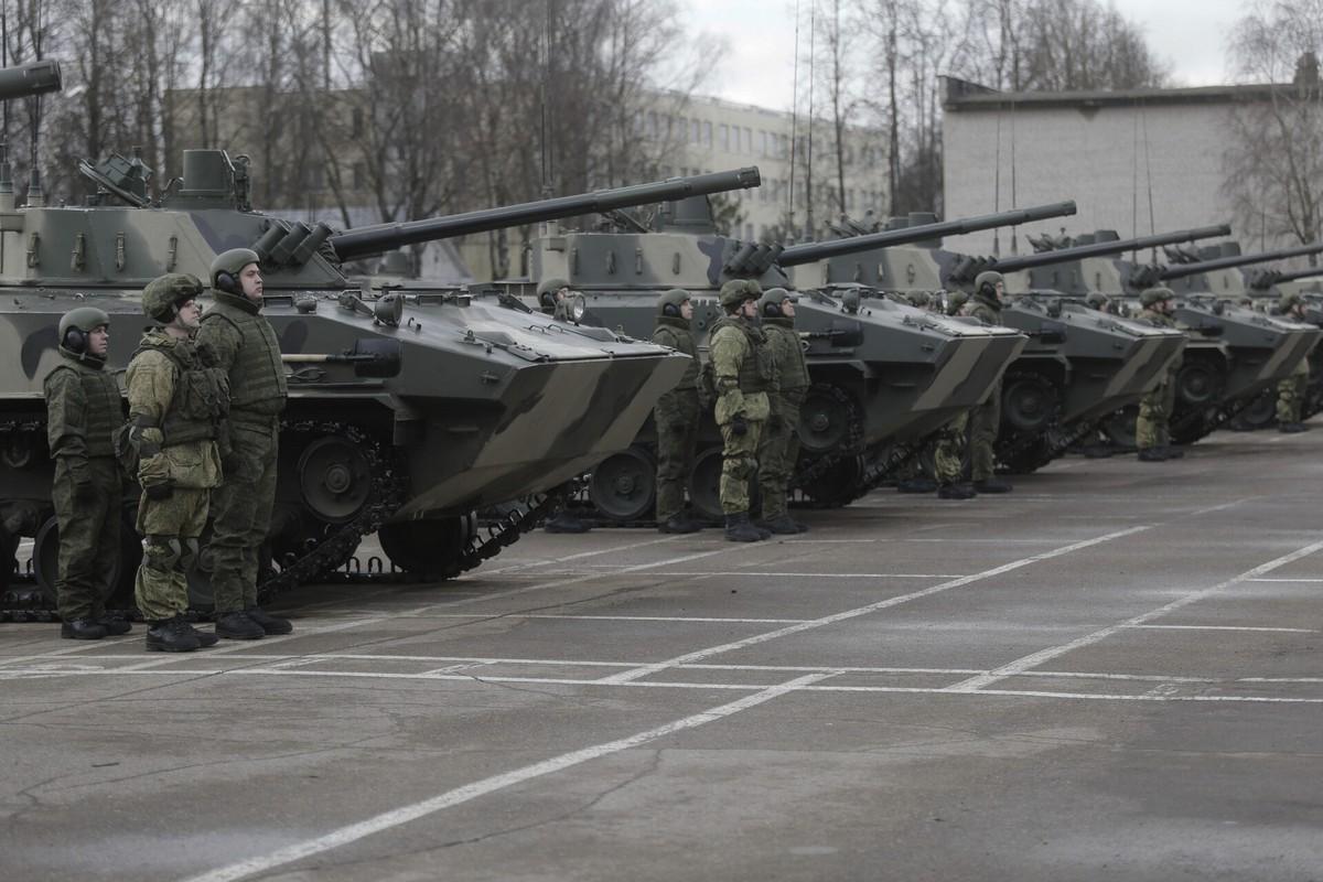 234-й десантно-штурмовой полк Псковской дивизии ВДВ получил батальонный 238981